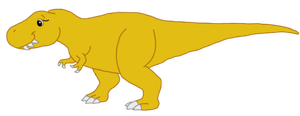 Sue the T-Rex by DinoLover09