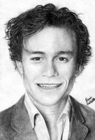 Heath Ledger by lamotta94