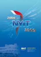 NYIT Brochure Cover by venomx