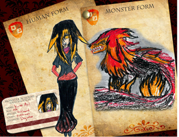 Monster Academy App. by Inferno-Aries
