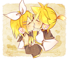 first kiss by MaMi-42