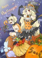 Happy Halloween SeeU by RoezNoah917