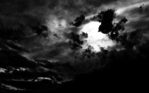Dark sky by bushma