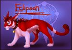 Eclipsen the Canthir by Keawolf