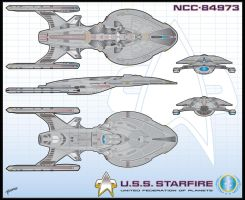 U.S.S.Starfire Commission by stourangeau