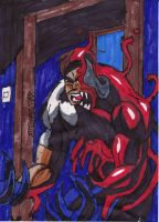 Toxin Taking Over by ChahlesXavier