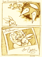PMD-E Event 4: Own Team Gifts by mirzers