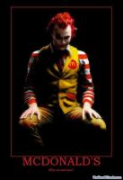 Joker McDonald by artusa