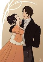 Pride and Prejudice by EdennaEve