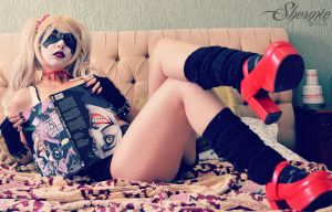 Killing Joke by Shermie-Cosplay