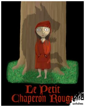 Le Petit Chaperon Rouge by anhdres