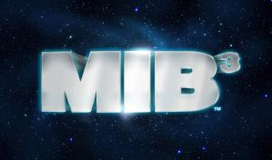 MIB 3 Text effect by designercow