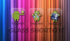 Glass Shortcut for XWidget by boyzonet