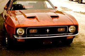 Ford Mustang Mach 1 by AutomotiveDesigner