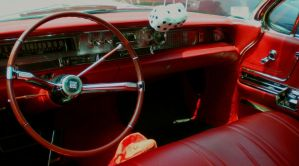 Inside of Cadillac I by 3dmirror-stock