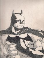 Batman by Sunshiny-Disposition