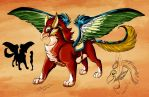 The pet Griffin by thereina