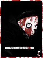 Serial Killer by kingbutterfly