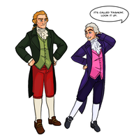 Jefferson: Fashion Disaster by Publius-Reporter
