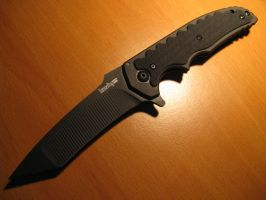 Kershaw Tanto Groove by MrPorter