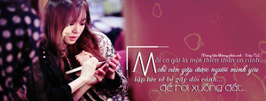 Soshi Cover Quote :v :3 2 by HienluongYS
