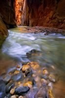 Narrows' Flow by enunez