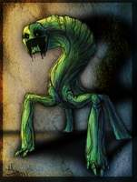 Creeper SSSSSSSSSSSSSSS by Ganja-Shark