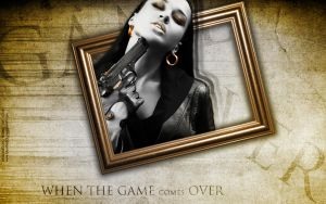 WHEN THE GAME comes OVER by SALAM-SOL
