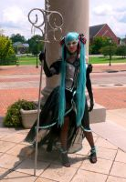 Synchronicity Miku by sexywhales