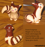 Furret by Soudaiya