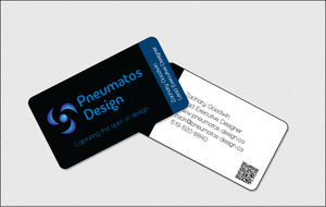 Business cards by Trudos