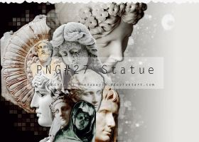 PNG#27 Statue by miaoaoaoao