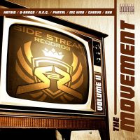 CD Cover - S2R The Movement 2 by PhillipQHudson