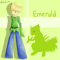 Emerald FTW by KillerBlume