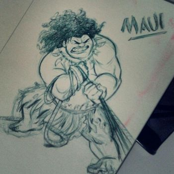 It's MAUI time!! by Pulce90