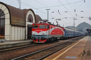 477 742-7 with Transsylvania IC in Budapest by morpheus880223