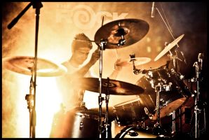 Drummer by midwatch