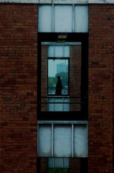 Woman in Window by NewCanadaCartography