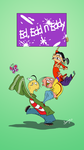 Ed Edd n' Eddy iPhone Wallpaper by Impano