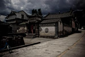 Dali, Yunnan Province. China by clalepa