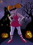 Halloween '14:  Dee Dee's Replacement as Dee Dee by TheEdMinistrator765