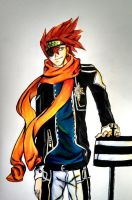 Lavi by ForrestFoxes