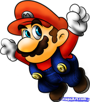 Mario Texturized by ThatPuggy