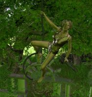 Jungle Jane by silverexpress