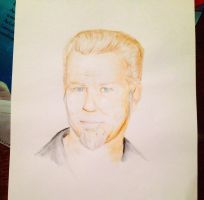 James Hetfield by OtakuNoAnna