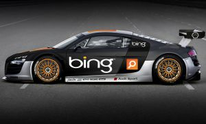 Bing racing livery by lobaud