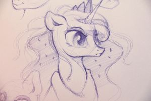 long snout luna by Sverre93
