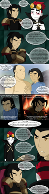 The Ball of The Moon - PAGE 3 (CHACK Comic) by Sapphiresenthiss