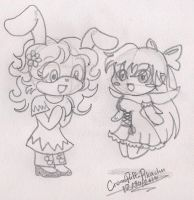 ::Cutie Pies:: by CaramelCreampuff