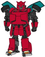 Not So Random Cliffjumper by Jochimus